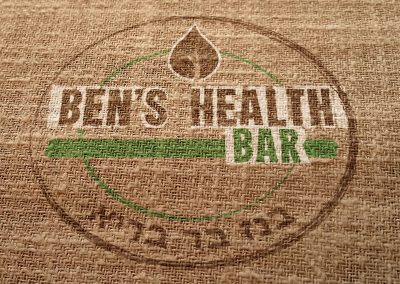 Ben's Health Bar