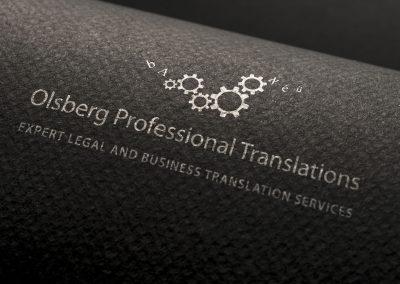 Olsberg Professional Translations