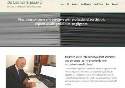 Dr Sireling