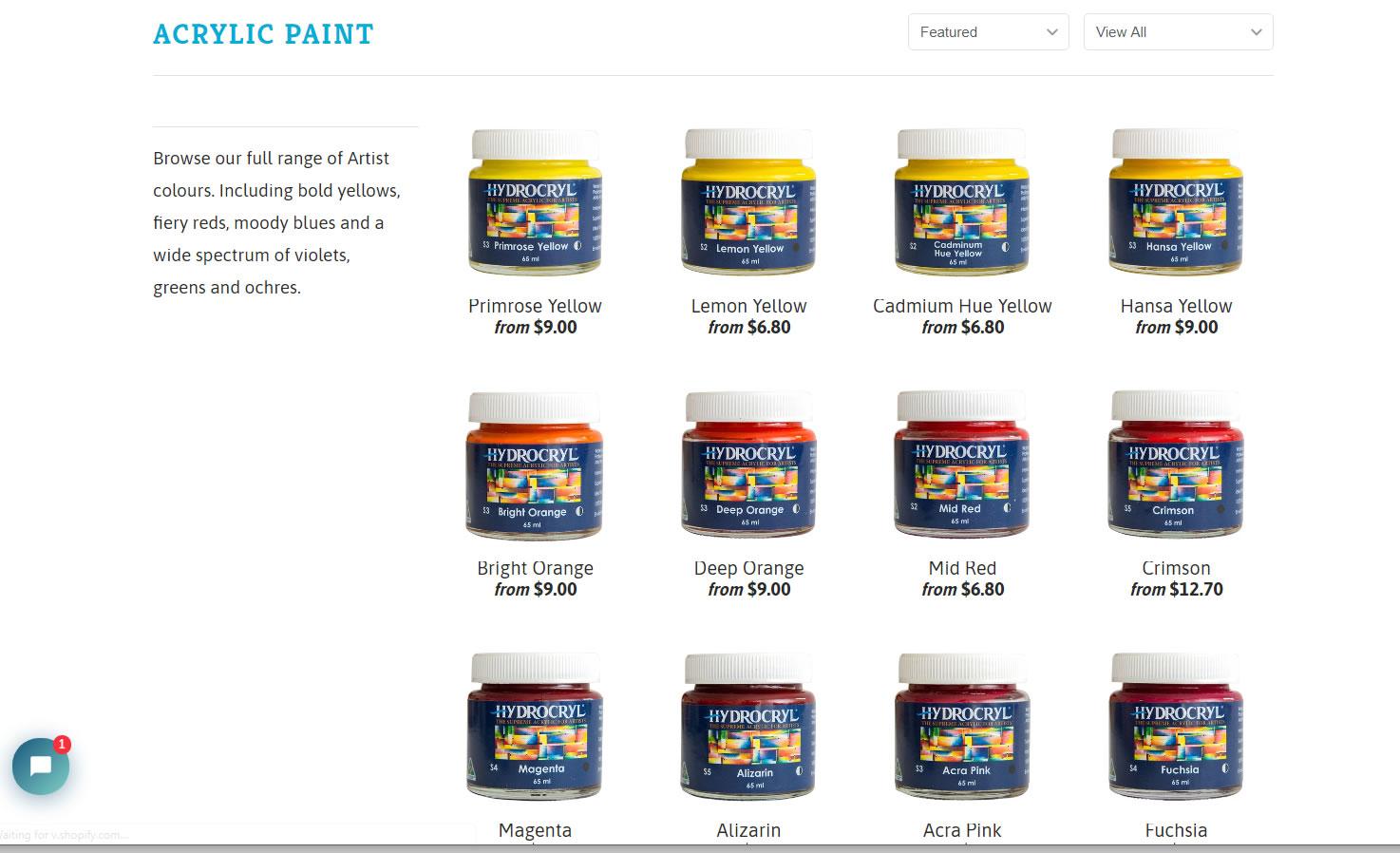 hydro-paint