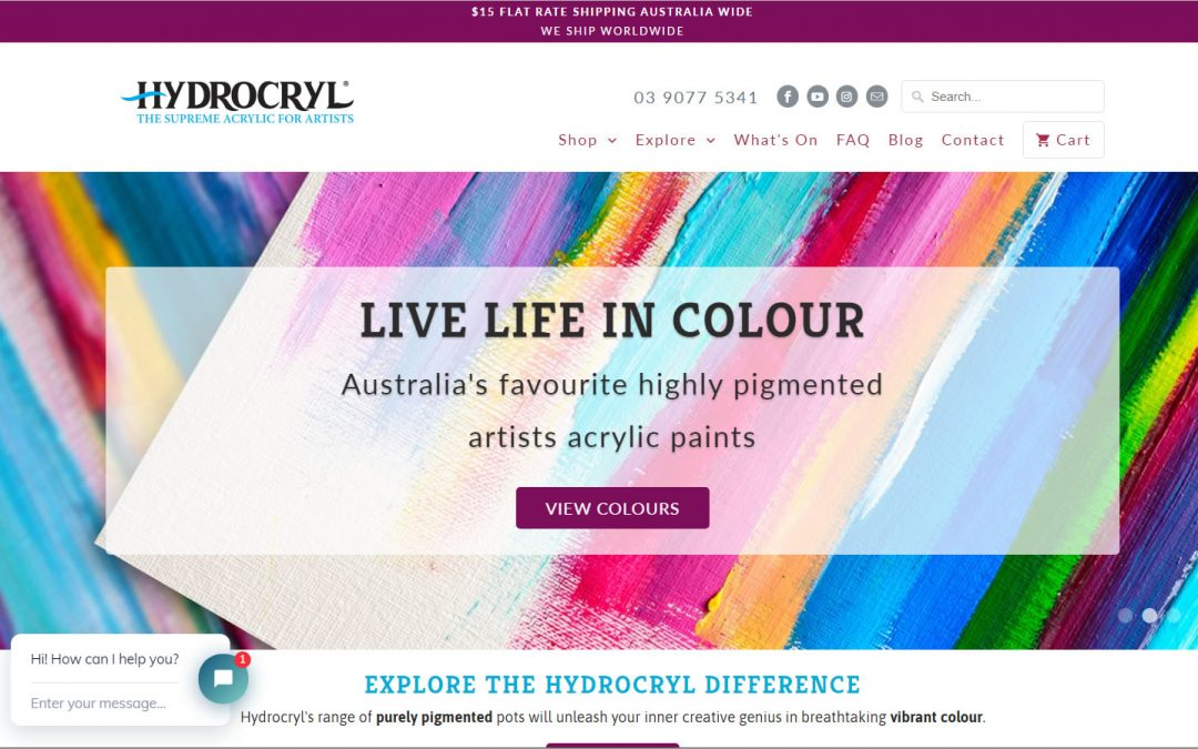 Hydrocryl