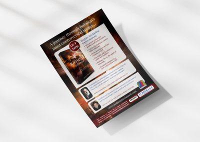 Judaism Reclaimed book flyer